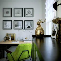 Scandinavian Room by W-Art3D