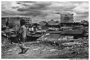 Childhood by saintvinasse