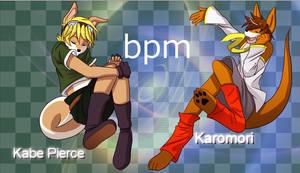 UTAU PV Duet Cover: ''bpm'' Karomori and Kabe by PolygonCount
