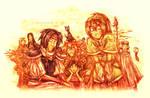 Neshirys's Dream Team by neshirys