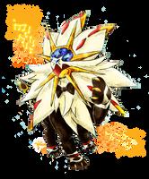 Pokemon Orchestral - Singer Solgaleo by neshirys