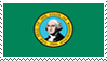 Washington State Stamp by 47ch