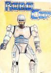 ROBOCOP 1988 by ekoputeh