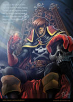 Captain Harlock by ekoputeh