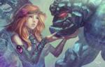 Fairy queen by ekoputeh
