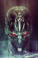 Cyborg by ekoputeh