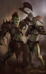 Orc by ekoputeh