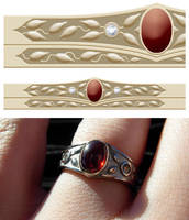 Engagement Ring by Strandin