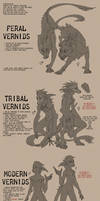 How to Anthro Vernids by LiLaiRa