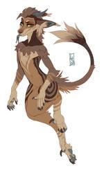 Custom Vernid for Jubi by LiLaiRa