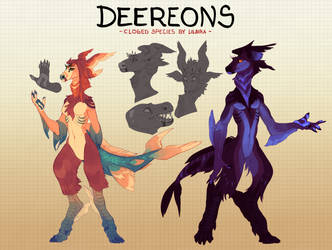 Deereon Reference Sheet by LiLaiRa