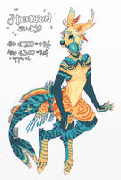 Adopt Of The Day 2017-10-28 by LiLaiRa