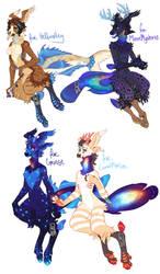 Custom Deereons Batch 2 by LiLaiRa
