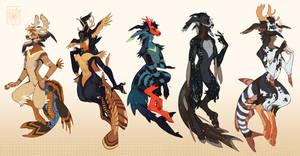 Custom Deereons Batch 4 by LiLaiRa