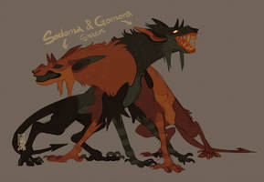 Sodoma And Gomora Ref by LiLaiRa