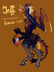 JEFF Adoptable by LiLaiRa