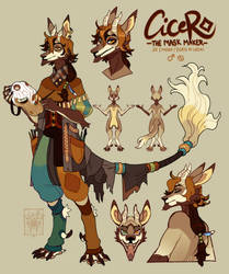 Cicero Reference by LiLaiRa