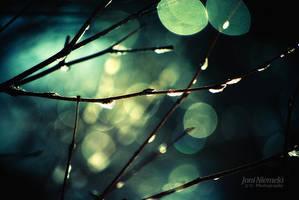 Blue And Green by JoniNiemela