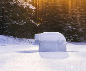 Snowdust by JoniNiemela