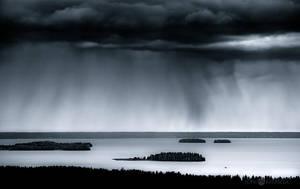 Dark Rain by JoniNiemela