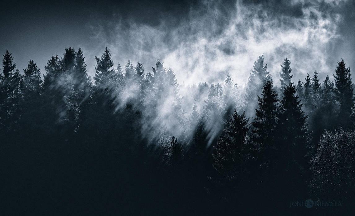 Fiery Fog by JoniNiemela