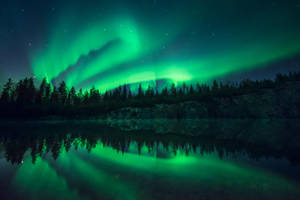 Green Wavelength by JoniNiemela