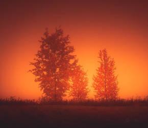 Firemist by JoniNiemela