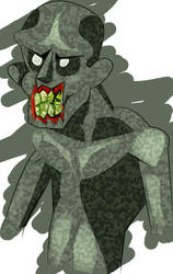 Zombie by jonarty