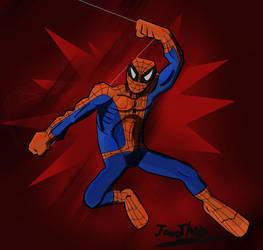 Spiderman by jonarty