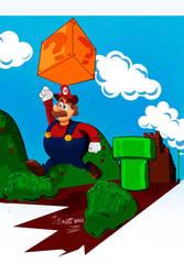Mario Terminado by jonarty