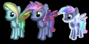 3d Pony Creator version 1.0.6 by PonyLumen