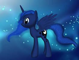 New Luna by PonyLumen