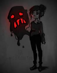 160.366- Self: My Doubt is haunting me by ArtofKatMar