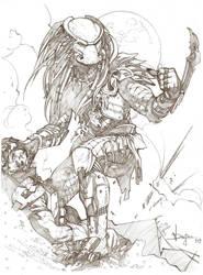 The Predator by druje
