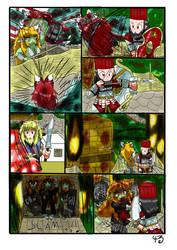 Astarte's Challenge: Page 43 by XerxJamesH