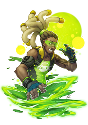 OW-Young Punks-Lucio by silverteahouse