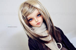 Allyson by AndrejA