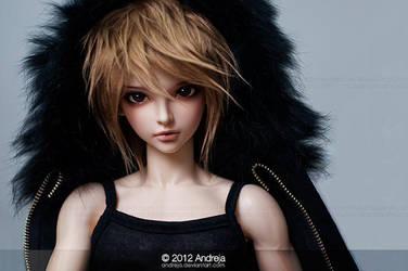 I'm Dakota by AndrejA