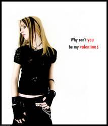 Be my valentine by AndrejA