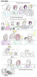 Mormon Convent - Comic Idea by RogueDragon