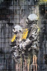Graffiti Art in Berlin by sluppy
