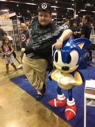 Sonic and Me by thieviusracoonus