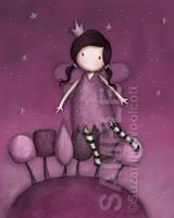 The Unknown Fairy by gorjuss