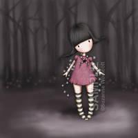 Fairy Lights by gorjuss