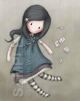 Alice by gorjuss
