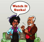 Watch It Sucka by WarBrown