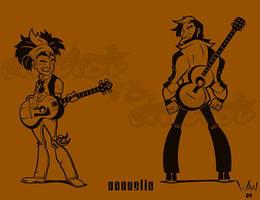 Artist vs Artist: Acoustic by WarBrown