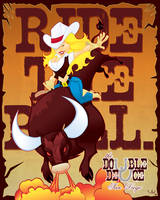 Ride The Bull:The Double Deuce by WarBrown