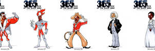 Black Heroes January 26 - 30 by WarBrown
