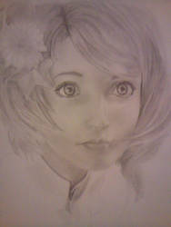 Alisa (tekken) by xIN1ck